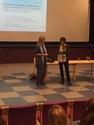 Anne Greve og Ragnhild Bunes