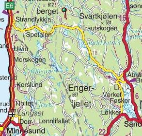 nord odal kart Hyttetomter   Nord Odal kommune nord odal kart