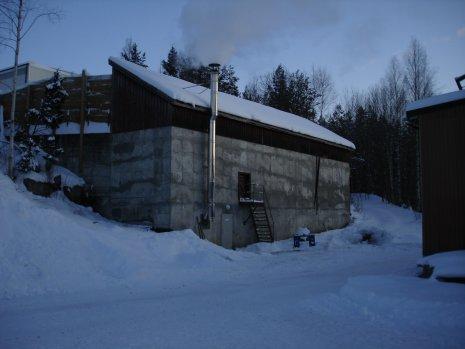 Fyrhuset på Granerud