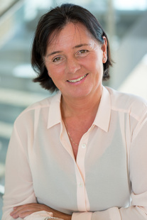 Cecilie Daae, direktør i DSB