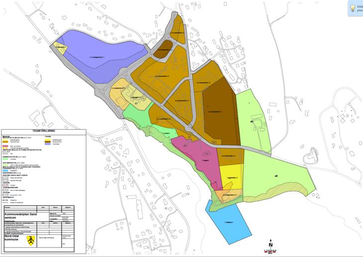 Kommunedelplan Sand Sentrum 2017