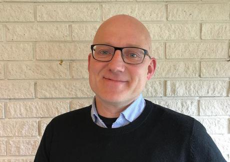 Edvard Lysne, ny direktør for HIKT