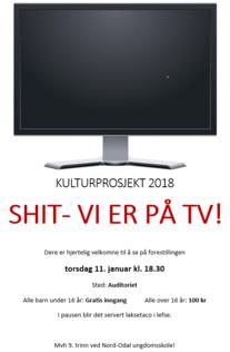 Kulturprosjekt 2018
