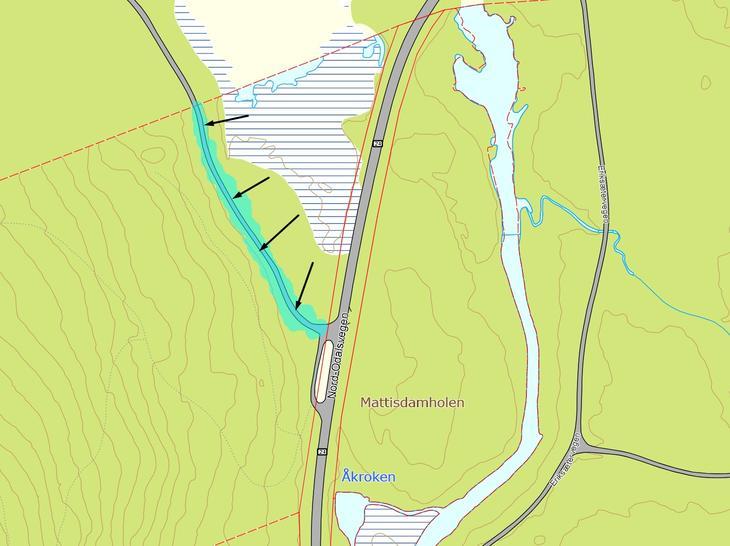 Kart Rasavegen