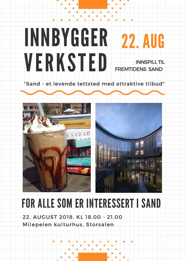 Verksted 22. aug