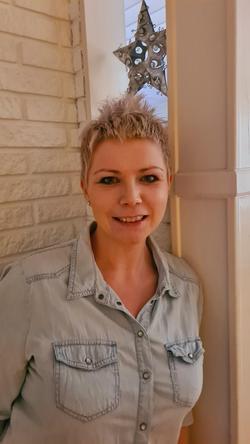 Frivillighetskoordinator Stine Sannerud