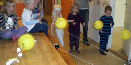 Ballongrakett