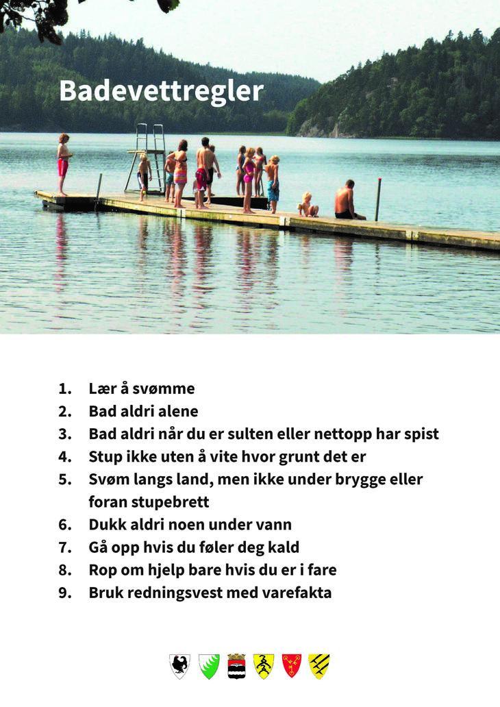 Badevettregler