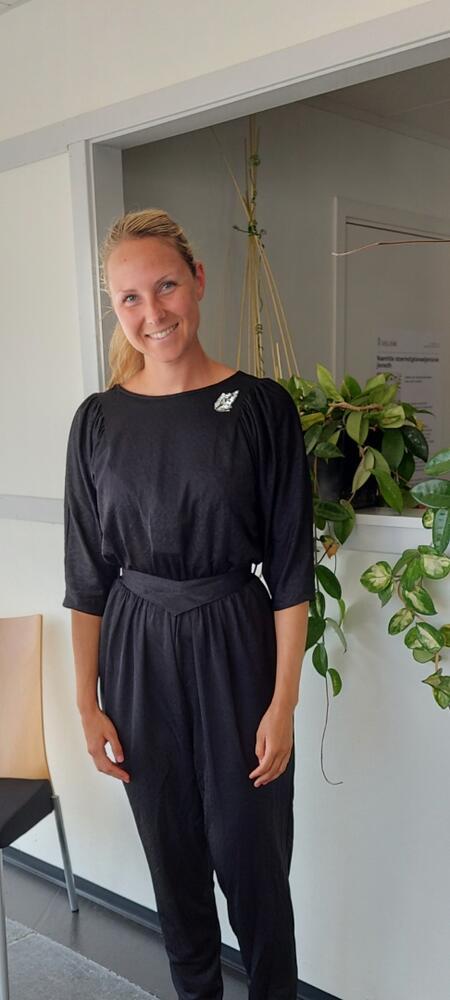 Vaksinasjonskoordinator Mari Toftegaard